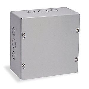 Metallic Enclosure boxes