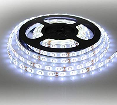 LED Strip DC12V, 24W 300 LED, PW LR1008 - 3528, 5 metres for roll