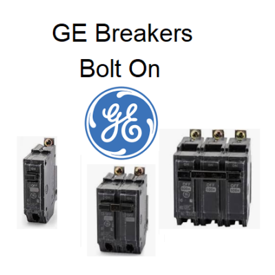 Bolt On GE Breakers