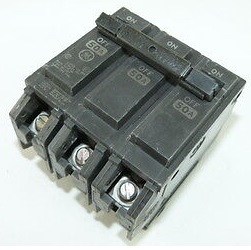 GE Breaker - 3P 50A- THQL32050
