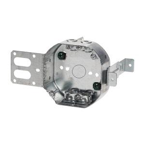 Octagon Metal Box-Gang-Device-Box-wraparound-bracket-box