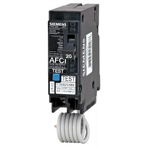 Siemens - Arc-fault Breaker - Q115af