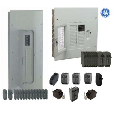 GE Panels & Breakers