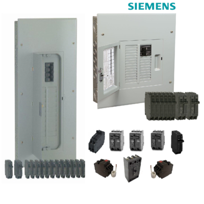 SIEMENS Panels & Breakers