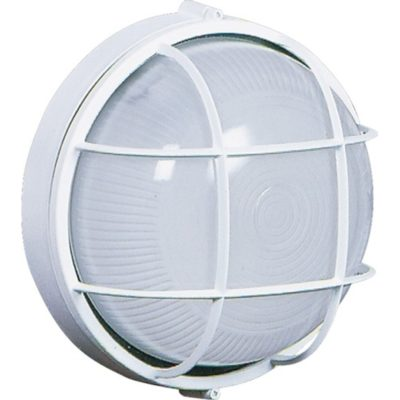 Round Marine Light WH