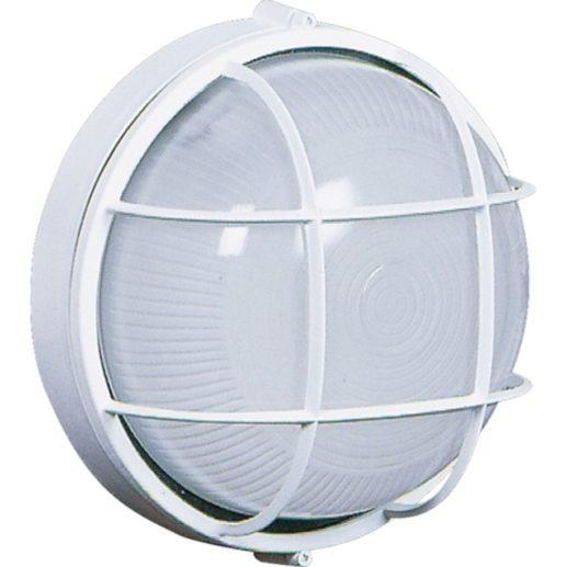 Round Marine Light WH