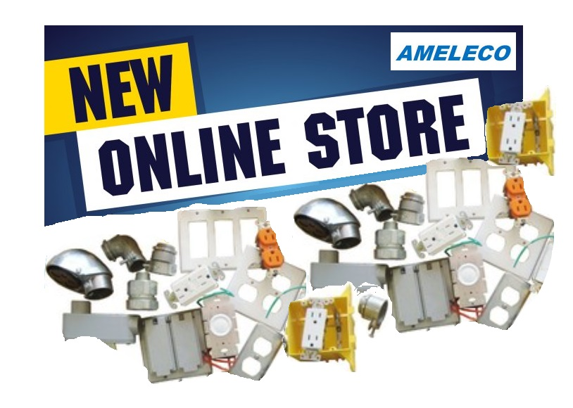 new online store ameleco electric supply